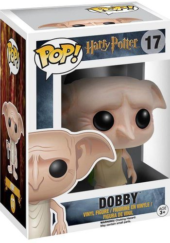 HARRY POTTER - Bobble Head POP N(deg) 17 - Dobby