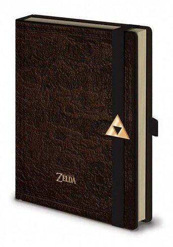 The Legend Of Zelda (Hyrule Map) - Premium A5 Notitieboek
