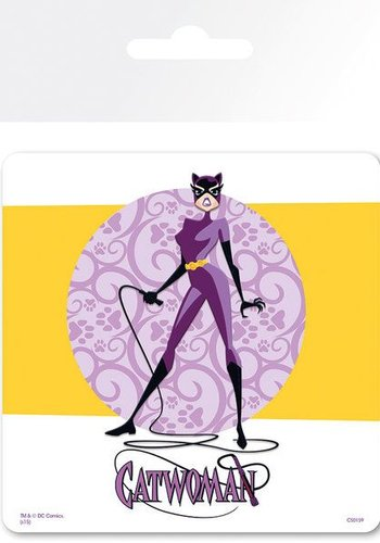 DC Comics Catwoman Gotham Girls - Coaster