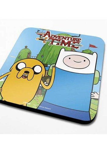 Adventure Time Finn & Jake - Coaster