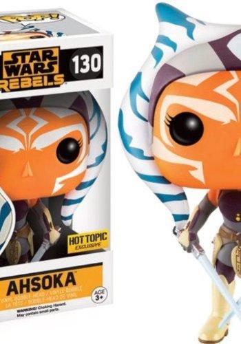 Pop! Movies: Star Wars Rebels - Ahsoka - Limited Edition