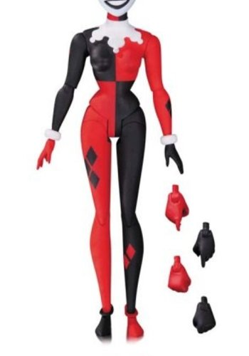 Batman Animated Series: Harley Quinn AF