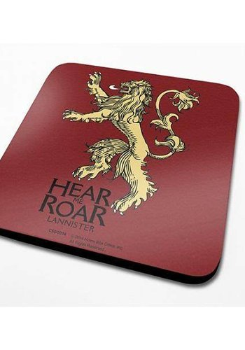 Game Of Thrones Lannister - Coaster