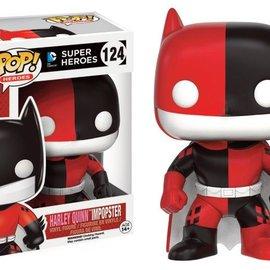Pop! DC: Batman as Villains - Batman as Harley Quinn Impopster