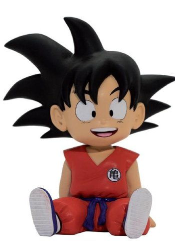 Dragon Ball: Son Goku Mini-Moneybox