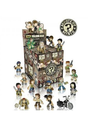 THE WALKING DEAD - Mystery Minis Serie 3 Individual Blind Box price for one blindbox