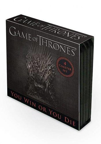 Game Of Thrones - Coasters Set 4