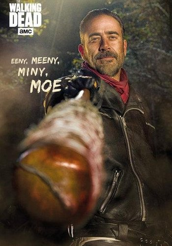 WALKING DEAD - Poster 61X91 - Negan