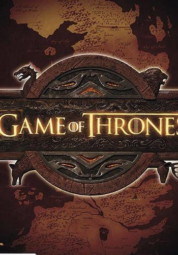GAME OF THRONES - Mouse Mat - Logo