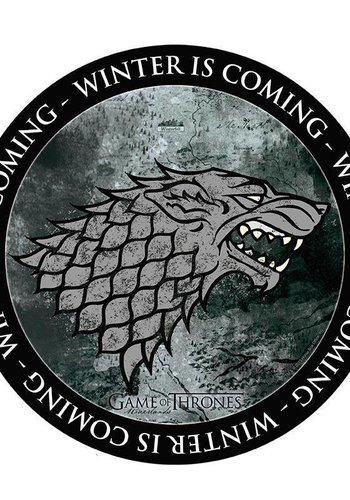 GAME OF THRONES - Mouse Mat - Stark