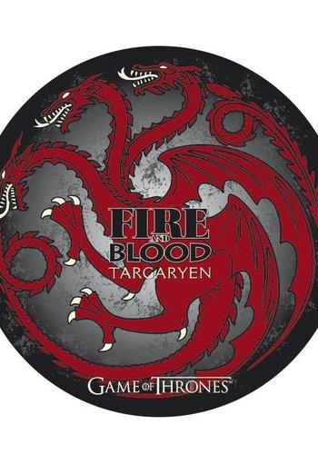 GAME OF THRONES - Mouse Mat - Targaryen