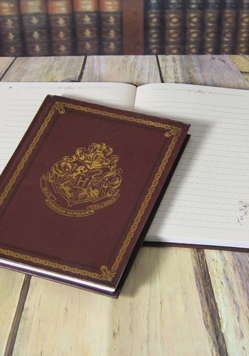 Harry Potter: Hogwarts Notebook