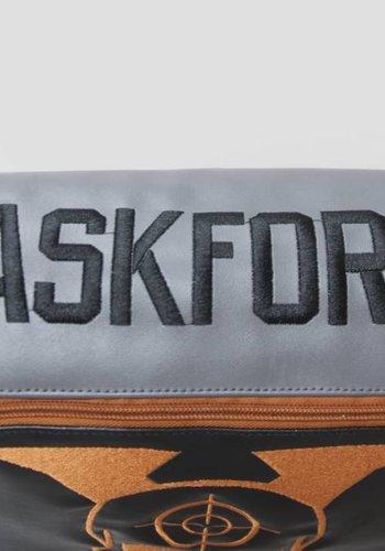 Suicide Squad: Taskforce-X Leather Courier Bag