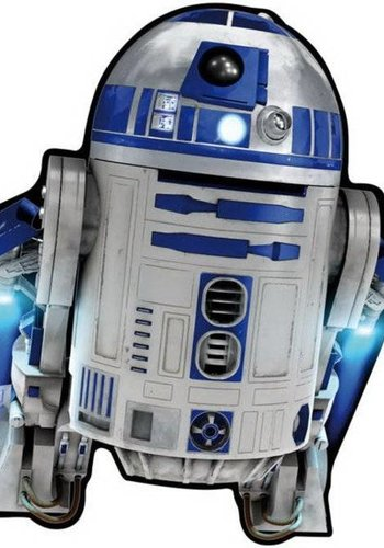STAR WARS - Mouse mat - R2-D2