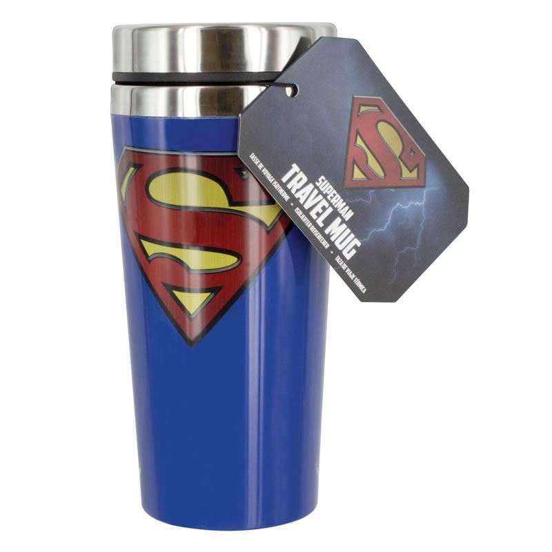 Abysse Corp Superman Travel Mug