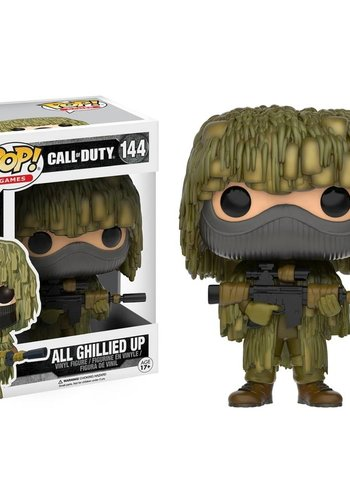 Pop! Games: Call Of Duty - Ghillie Suit