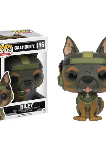 Pop! Games: Call Of Duty - Riley
