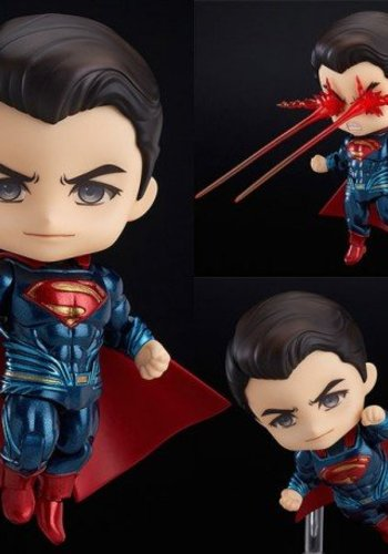 DC COMICS - Nendoroid Superman: Justice Edition !