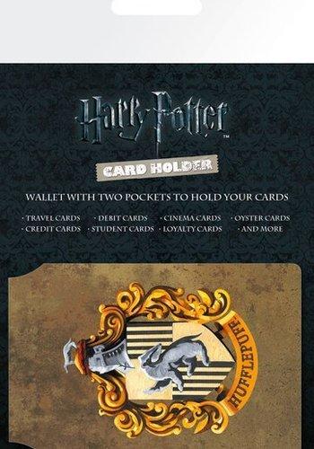 Harry Potter: Hufflepuff - Card Holder