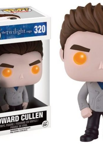 Pop! Movies: Twilight - Edward Cullen - Vampire Mode LE