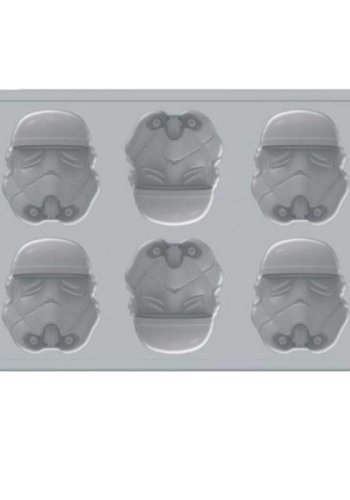 Stormtrooper Silicone Tray