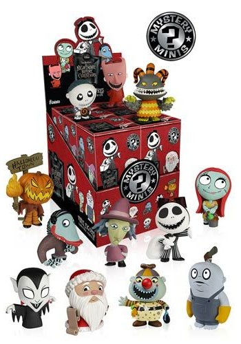 Mystery Minis: The Nightmare before Christmas Series 2 price for one blindbox