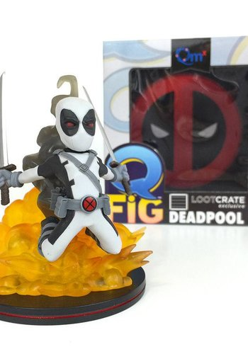 Deadpool X-Force Q-Figure
