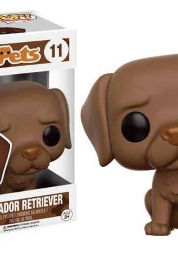 Pop! Pets: Dogs - Labrador Retriever Chocolate