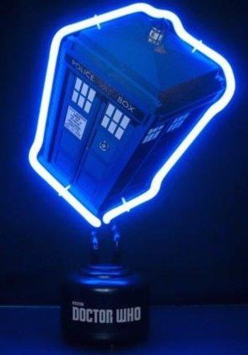 Doctor Who - Tardis Mini Neon Light (18 x 26 cm)