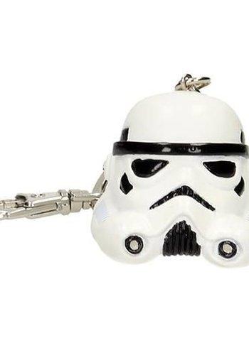 STAR WARS - 3D Helmet Key Ring - Stormtrooper