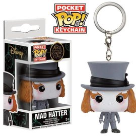 Pocket Pop Keychains : Alice through the Looking Glass - Mad Hatter