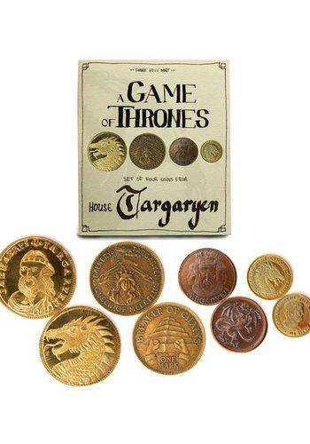 GAME OF THRONES - House Targaryen Coin Assortment !