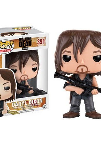 Pop! TV: The Walking Dead - Daryl with Rocket Launcher