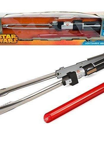 STAR WARS - Lightsaber BBQ Tongs - Darth Vader