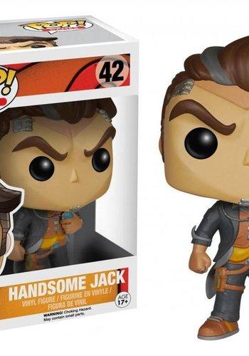 BORDERLANDS - Bobble Head POP N(deg) 42 - Handsome Jack