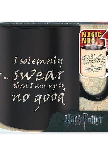 HARRY POTTER - Mug Heat Change 460 ml - Marauder