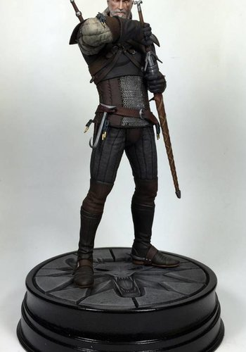 The Witcher 3 - The Wild Hunt: Geralt Figure