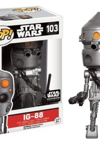Pop! Star Wars: IG-88 LE