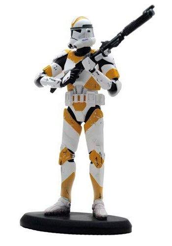 Star Wars: 212th Attack Battalion : Utapau Clonetrooper Statue