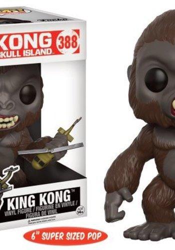 Pop! Movies: King Kong - 6 inch Kong Skull Island