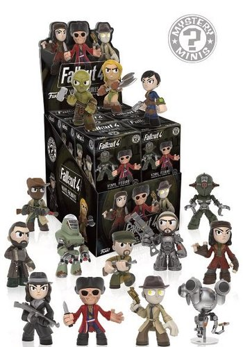 Mystery Mini: Fallout 4 - 1 price for one blindbox