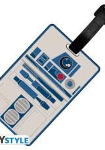 STAR WARS - Luggage tag R2-D2