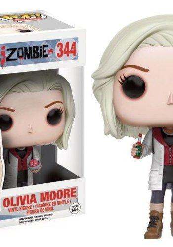 Pop! Tv: Izombie - Olivia Moore With Brains
