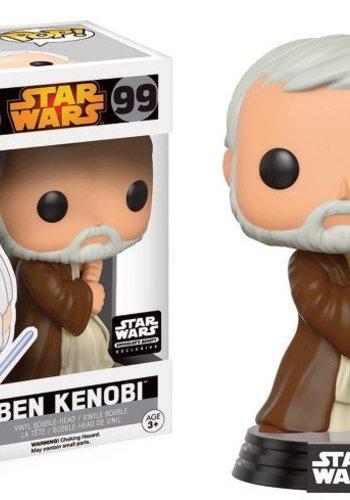 Pop! Star Wars: Action Pose Ben Kenobi LE