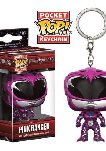 Pocket Pop! Keychains: Power Rangers Movie Pink Ranger