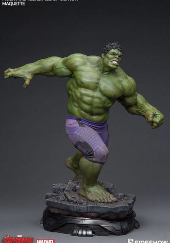 Avengers: Age of Ultron - Hulk Maquette Sideshow