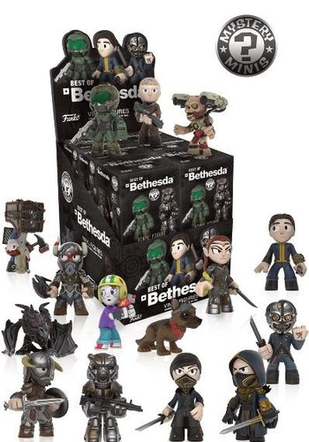 Mystery Mini: Bethesda All Stars - 1 price for one blindbox