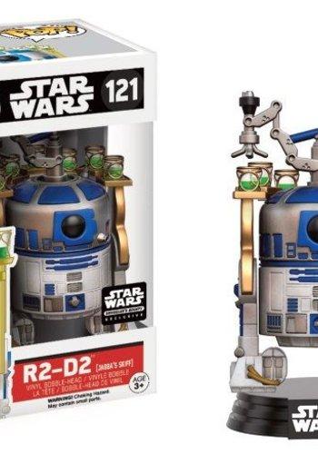 Pop! Star Wars: R2-D2 Jabba's Skiff LE