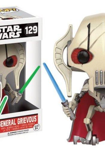 Pop! Movies: Star Wars Clone Wars - General Grievous - LE