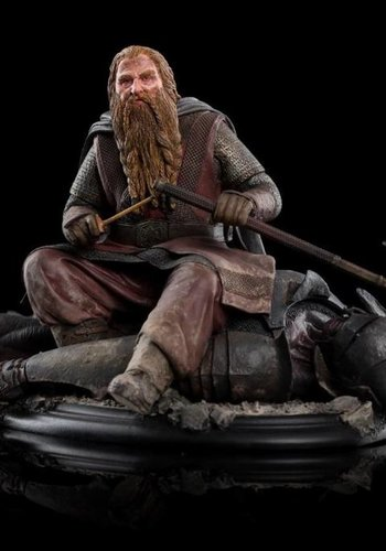 WETA Workshops WETA - GIMLI THE DWARF ON URUK-HAI